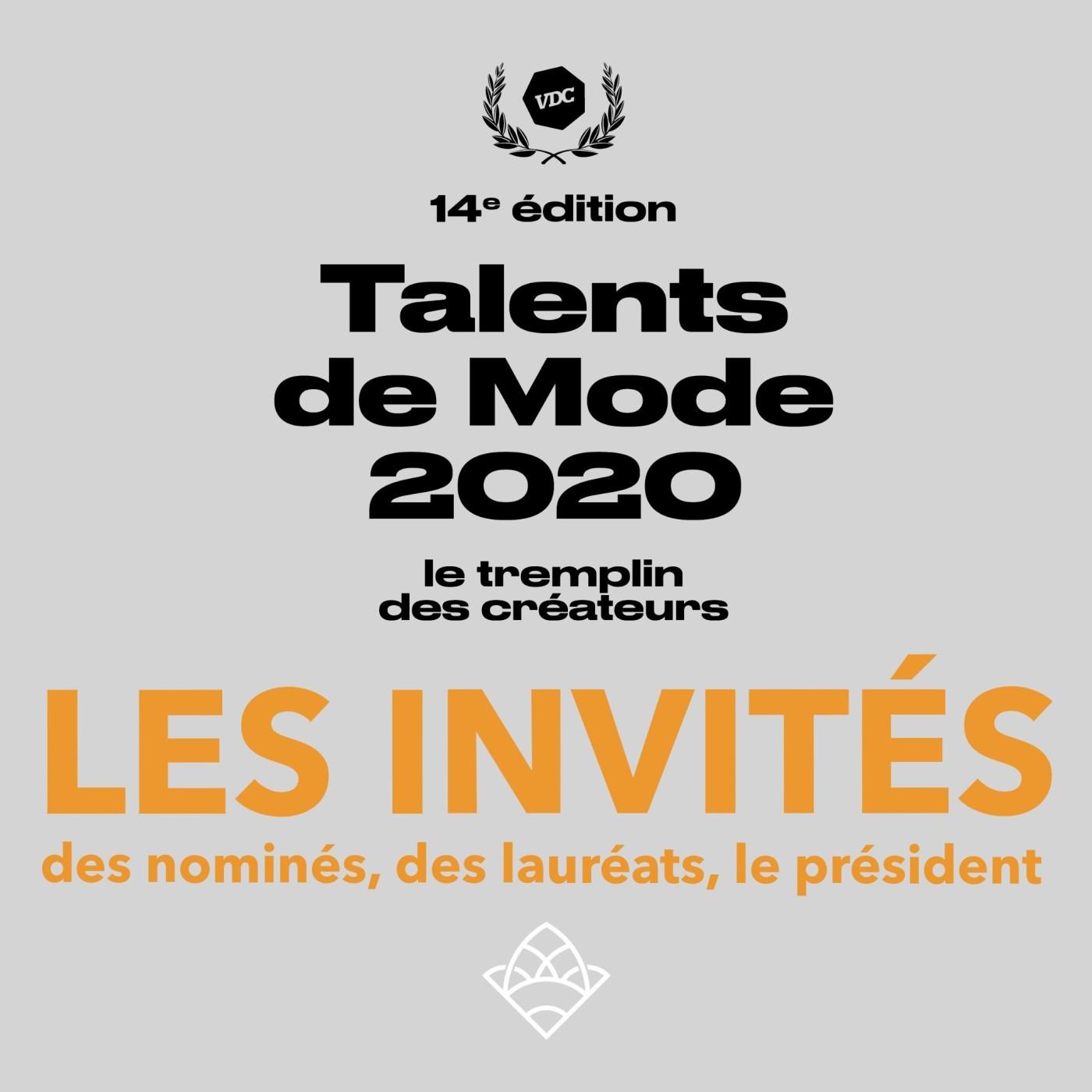 (invité 31) Talents de mode 2020, concours