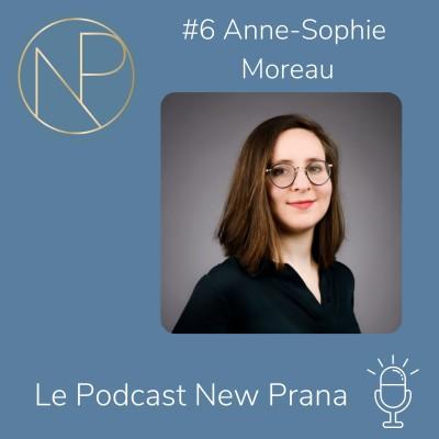 Episode #6 - Anne-Sophie Moreau - Comprendre pourquoi la philosophie est devenue vitale pour l'entreprise cover