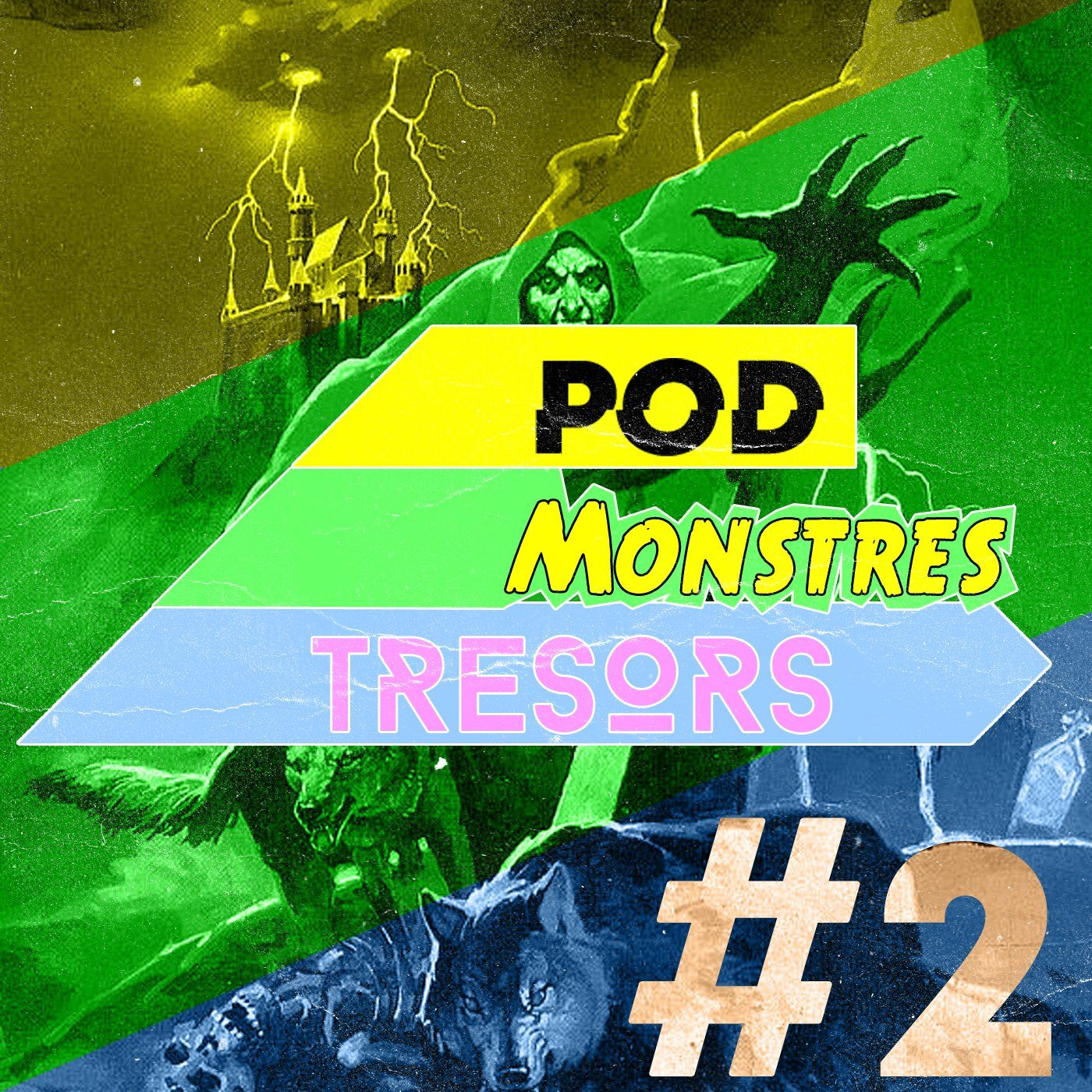 Pod Monstres Trésors - Ep 2 : Deathbringer From The Sky [Tomb. Vamp. Part. 3]