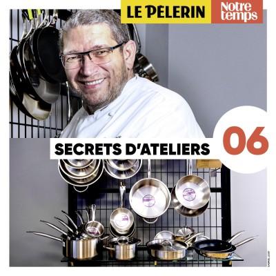 Philippe (Vosges), le maître cuisinier aux 3000 ustensiles cover