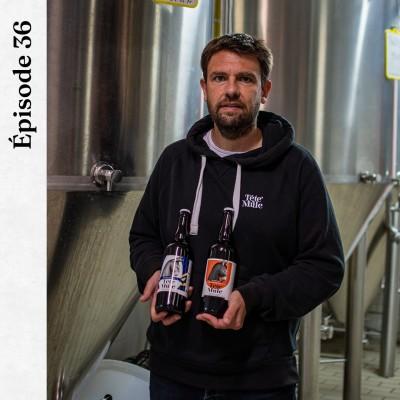 #36 | Sébastien Courtin - Tête de Mule, une bière du Marais poitevin cover