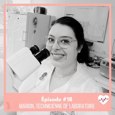#18 : Marion, technicienne de laboratoire cover