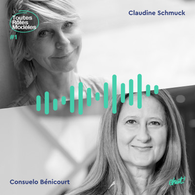 Episode 1 - Consuelo Bénicourt et Claudine Schmuck - Des chiffres et des actes cover