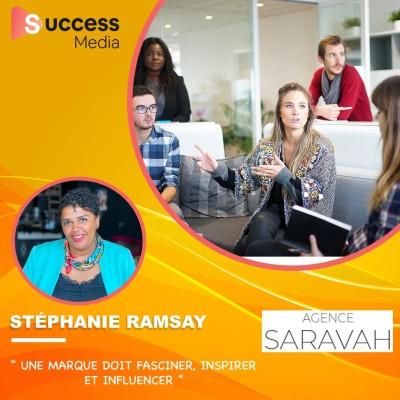 Stéphanie Ramsay - Agence Saravah cover