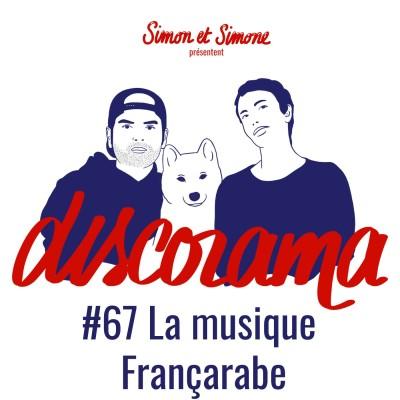 Discorama #67 - La musique Françarabe cover