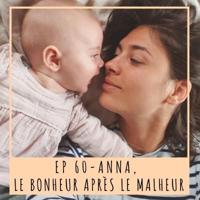 image EP60- ANNA, LE BONHEUR APRÈS LE MALHEUR