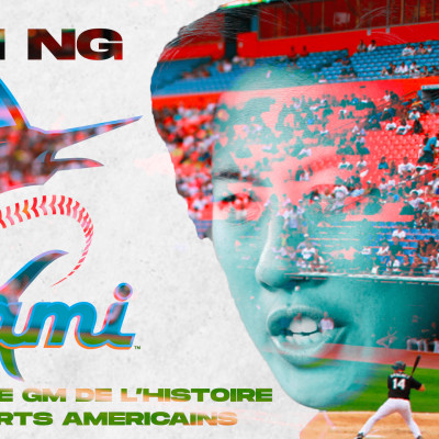 HYPE #54 MLB KIM NG MANAGER DES MARLINS cover