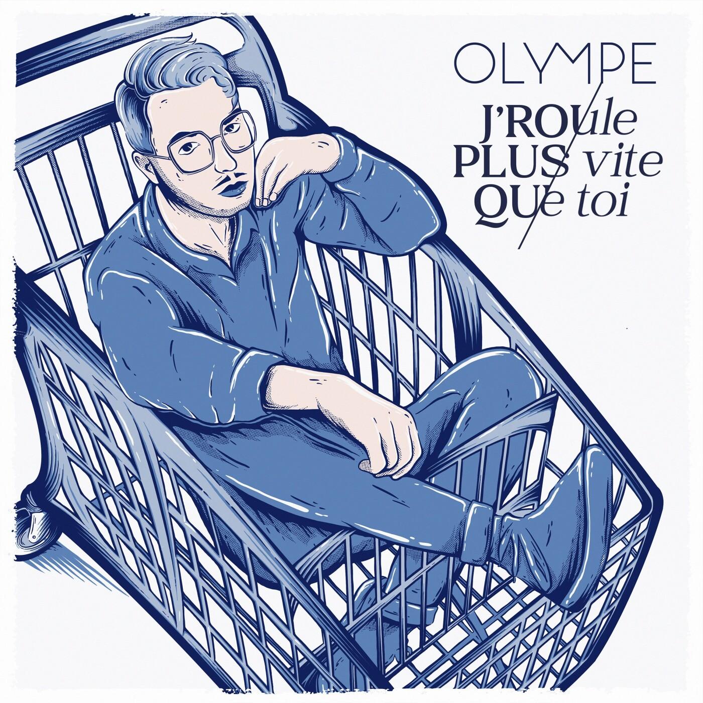 Olympe présente son nouveau titre, J'roule plus vite que toi - 08 09 2021 - StereoChic Radio