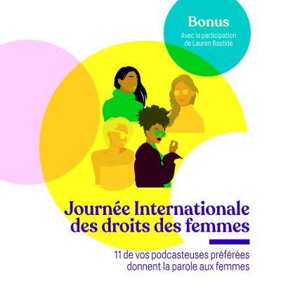 Bonus : Le podcast, un espace de parole et de liberté pour les femmes cover
