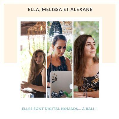 image #21 Elles sont digital nomads... à Bali !
