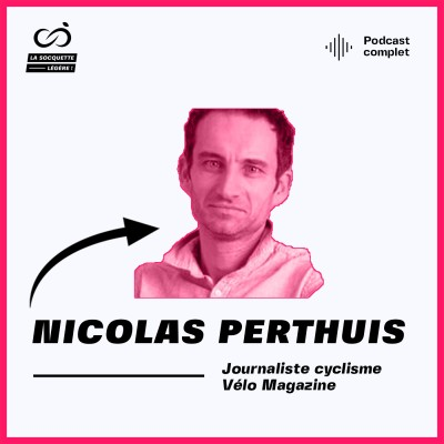 Nicolas Perthuis - Les coureurs pros, entre confinement et entraînement (Emission Vidéo - Extraction Audio) cover