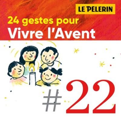 Jour 22 - Allumer une quatrième bougie cover