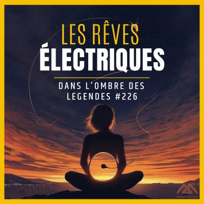 Dans l'ombre des légendes-226 Les rêves électriques... cover