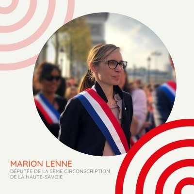 EP#34 Marion Lenne : les coulisses du pouvoir cover