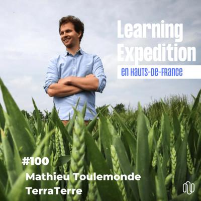 #100 - Matthieu Toulemonde /// Pas de neutralité carbone, sans transition de l'agriculture ! - TerraTerre cover