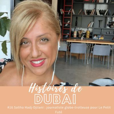 #16 Saliha Hadj-Djilani : journaliste globe-trotteuse pour Le Petit Futé 🌎 cover