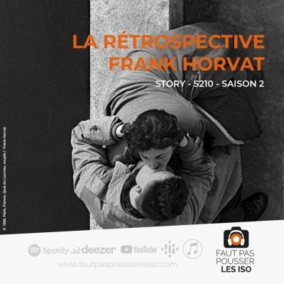STORY - S210 - La rétrospective Frank Horvat cover
