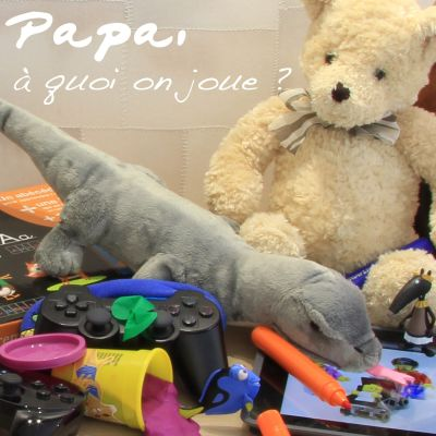 Papa, à quoi on joue ? cover