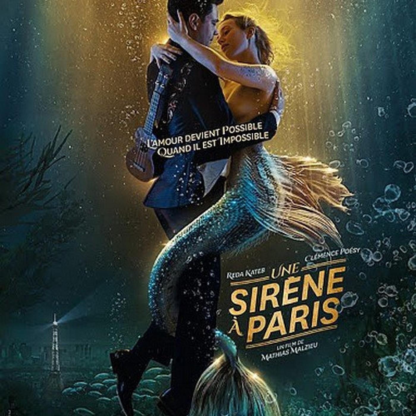 Une Sirène à Paris : La palme du ridicule