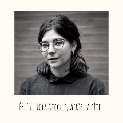 image #11 - Lola Nicolle, Après la fête