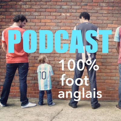 100% foot anglais cover