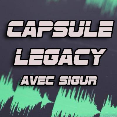 Capsule Legacy - Avec Sigur cover