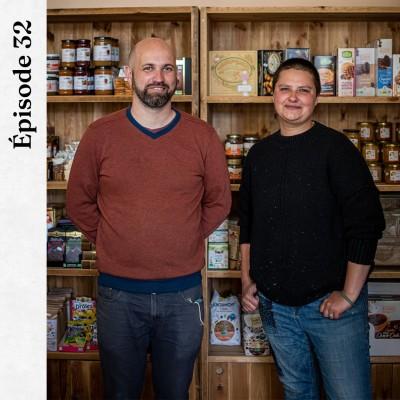 #32 | Nicolas Duval - L'épicerie n'est qu'un prétexte à rencontrer des gens cover