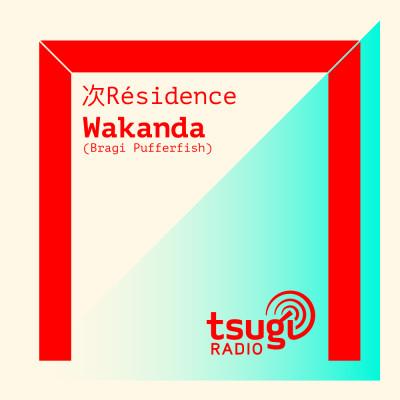 [DJ SET] Bragi Pufferfish avec Wakanda (Juillet 2021) cover