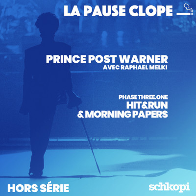 (#LPCHS) Prince Post-Warner, Phase 3.1 - Hit&Run & Morning Papers (feat. JP & Raphael Melki) cover
