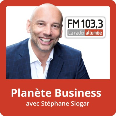 Image of the show Planète Business avec Stéphane Slogar du FM103,3