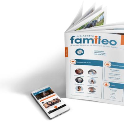 Alix présente le service Famileo pour garder le lien avec ses ainés - 03 09 2021 - StereoChic Radio cover