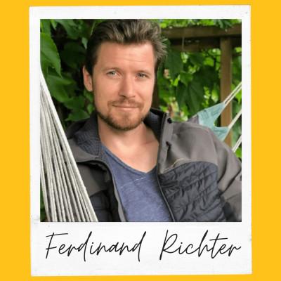#30 | Tous vos rêves peuvent se réaliser - Ferdinand Richter (manager Ecosia France) cover