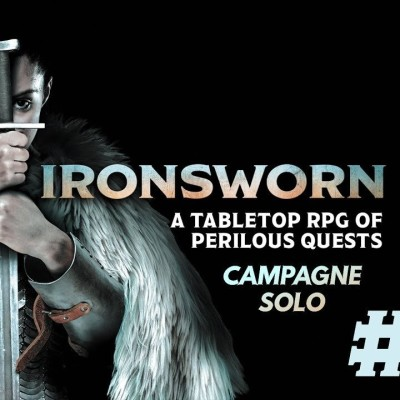 image [FR] JDR SOLO - Ironsworn ☄️ Campagne #2 partie 1