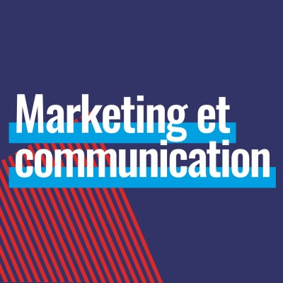 Podcast 8 - Marketing et communication cover
