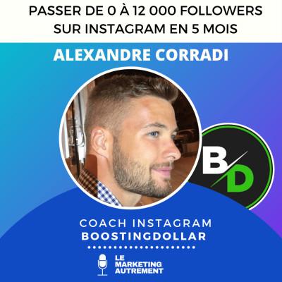 Passer de 0 à 12 000 followers sur Instagram en 5 mois ! cover