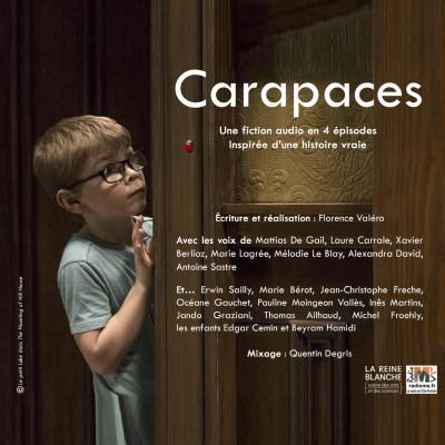 Carapaces - Épisode 1 : Un dessin cover
