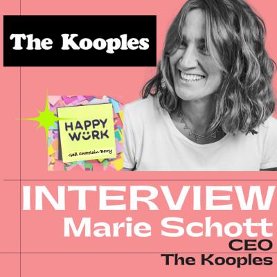 #238 - INTERVIEW - Marie Schott - CEO The Kooples cover