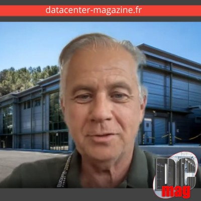 Du passé précurseur au futur des datacenters en France, avec Magdi Houry, Euclyde Data Center cover
