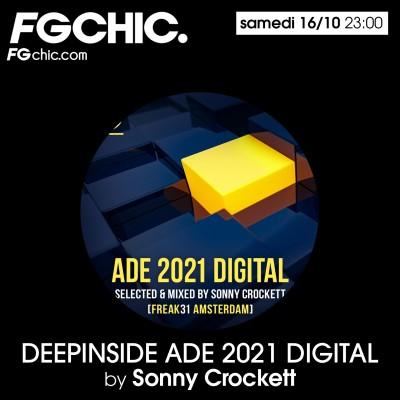 DEEPINSIDE ADE 2021 DIGITALE cover