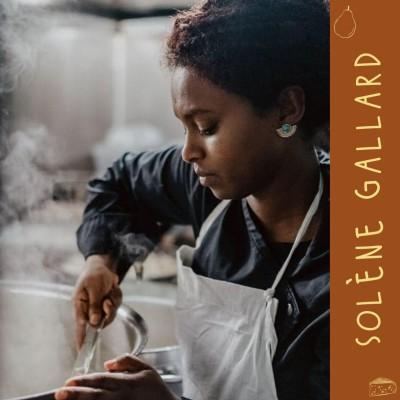 Ep 5 - Solène Gallard, cheffe au restaurant Mingway au Centre National de la Danse à Pantin cover
