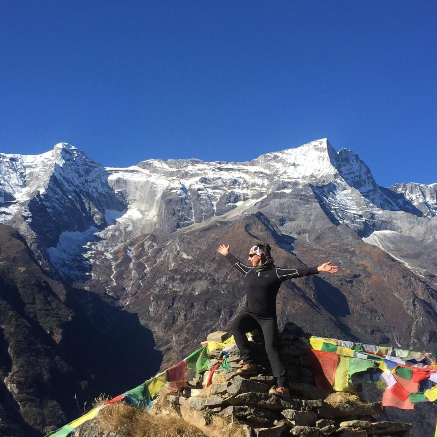 Magali raconte son trek au Népal, 12 j pour gravir l'Everest - 01 03 2021 - StereoChic Radio