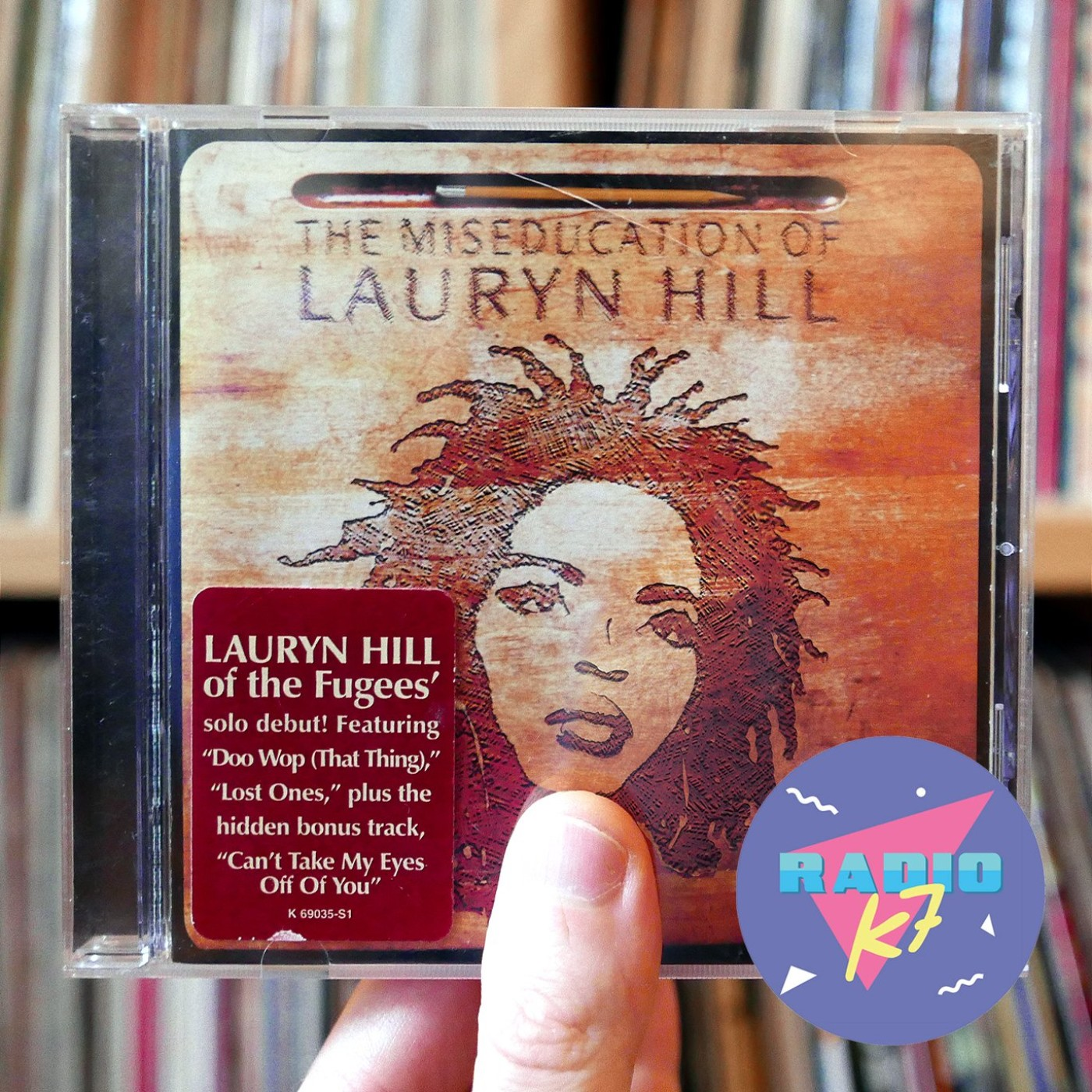 "Lauryn Hill ""The Miseducation of Lauryn Hill"" (1998) : la voix la plus adulee de l'histoire du hip-hop"