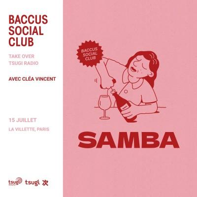 Place des Fêtes en Terrasse avec Baccus Social Club & Cléa Vincent cover