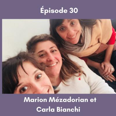 (30)Le CHOC des CULTURES / avec Carla Bianchi et Marion Mézadorian cover