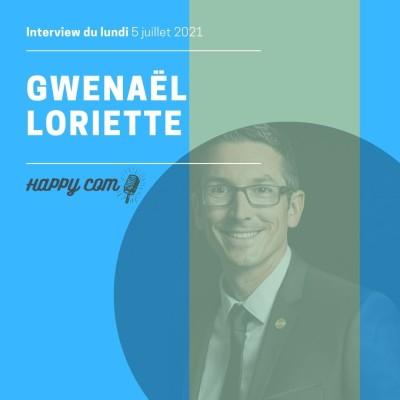 # Interview 11 : Gwenaël LORIETTE, un expert du réseautage passioné par la transmission cover