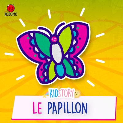 image 11- Le Papillon
