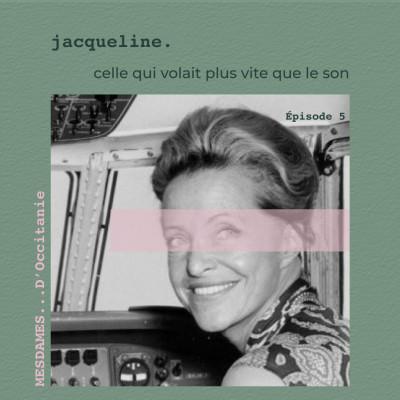 Épisode 5 - Jacqueline cover