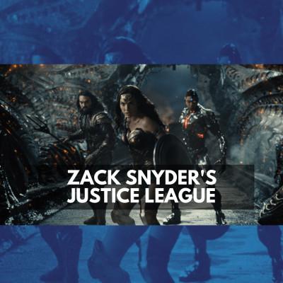 Zack Snyder's Justice League (Sans Spoilers) cover