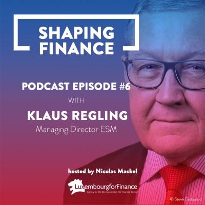 EPISODE 6: Klaus Regling, Managing Director ESM cover