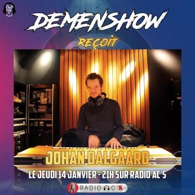 """""""DEMENSHOW"""" Invité JOHAN DALGAARD cover"""
